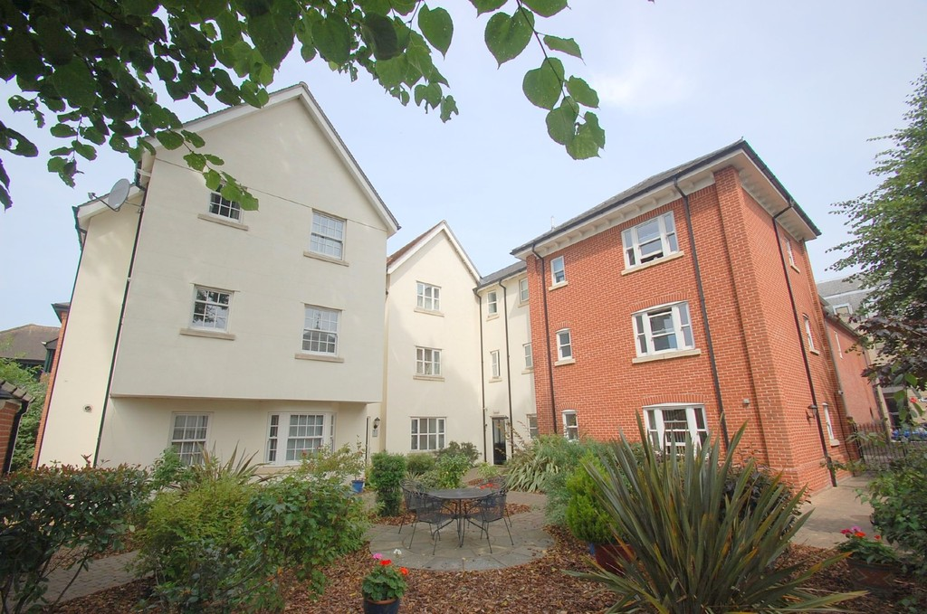 Mortimer Court, Culver Street West, Colchester