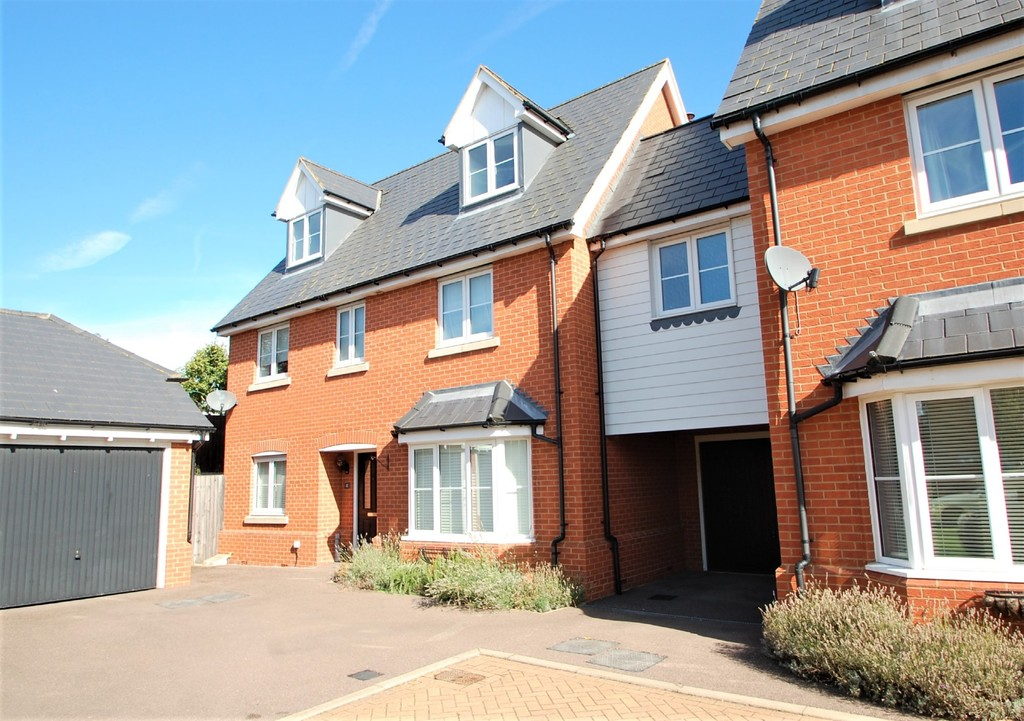 Bokhara Close, Tiptree